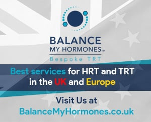 Balance My Hormones TRT UK